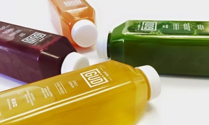 Güd To Go: CC$20 for Two Groupons, Each Good for C$20 Worth of Raw Cold-Pressed Juice at Güd To Go (CC$40 Total Value)