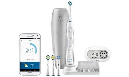 Brosse à dents Oral B Pro 6200 électrique avec SmartGuide