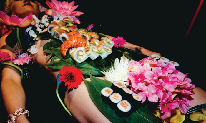 Gohan Sushi Lounge - Downtown Calgary: C$59 for All-You-Can-Eat Body Sushi for Two on August 7 or September 4 (C$100 Value)