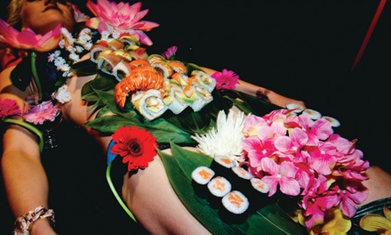 $59 for All-You-Can-Eat Body Sushi on August 7 or September 4 ($100 Value)