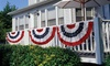 American Flag Bunting: American Flag Bunting