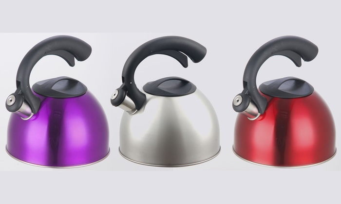 Stainless Steel 3-Liter Tea Kettle