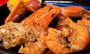 Catch of The Day Seafood Sports & Grill:  $14for $25 Worth of Seafood for Two at Catch of The Day Seafood Sports & Grill