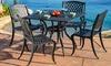 Marietta Outdoor Dining Set (5-Piece)