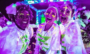 Standard Or Vip Entry To The Foam Glow 5k On Saturday, September 24