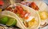 Half Off Fusion Food at Scotty Quixx Lounge & Bistro