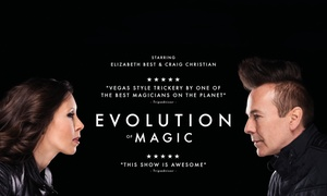 Craig Christian Evolution of Magic: Craig Christian - Evolution of Magic, 30 March - 28 October at The Horseshoe (Up to 29% Off)