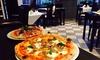 3-Gänge-Menü mit Holzofen-Pizza