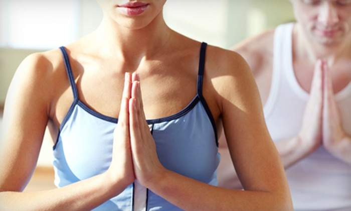 Yoga Passion - West Springs: 10 Yoga Classes or One Month of Unlimited Classes at Yoga Passion (Up to 79% Off)