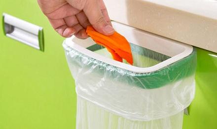 1 o 2 soportes para bolsa de basura
