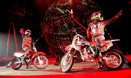 UniverSoul Circus at Greensboro Coliseum Parking Lot             on November 11–15 (Up to 43% Off)