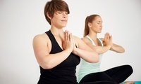 GROUPON: Up to 54% Off Bikram Yoga Hot Yoga Spa Nutrition & Wellness Center