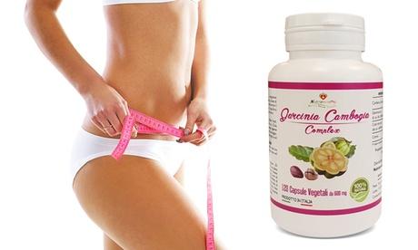 Fino a 480 capsule di Garcinia Cambogia 1200 mg Nutrizione Più con cromo e noci di cola