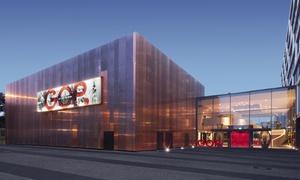 """ADIAMO Dance Club im GOP Varieté-Theater Bremen: """"Dinner & Dance"""" für 1 oder 2 Personen inkl. Buffet im ADIAMO Dance Club (bis zu 49% sparen*)"""