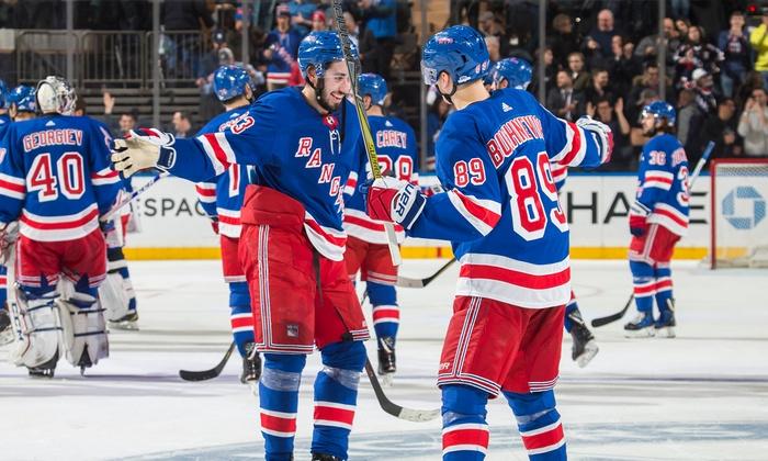 Hockey New York Rangers New York Rangers Groupon