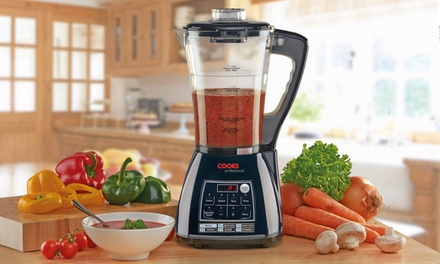 Cooks Professional Soup Maker for £49.99 (62% Off) With Free Delivery