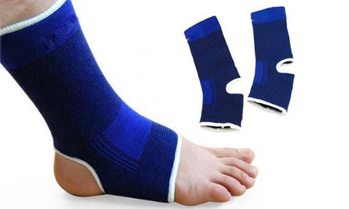 Fascia da caviglia per contusioni
