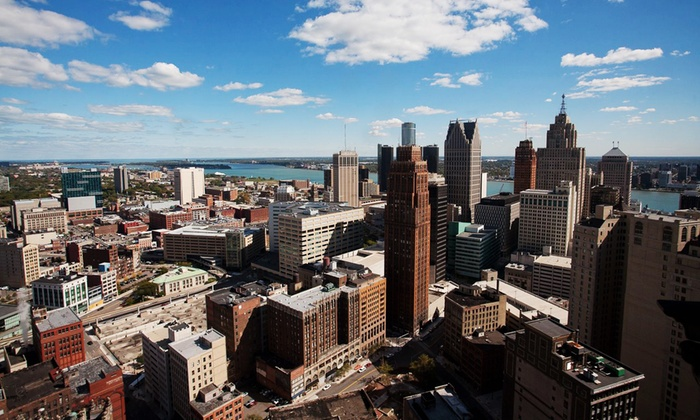 Preservation Detroit - Detroit: $15 for a Two-Hour Historical Walking Tour for Two from Preservation Detroit ($30 Value)