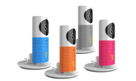 Drahtlose WiFi-Überwachungskamera mit Micro-USB-Port und Real-Time Video, optional mit 32 GB Micro-SD-Speicherkarte  (Berlin)
