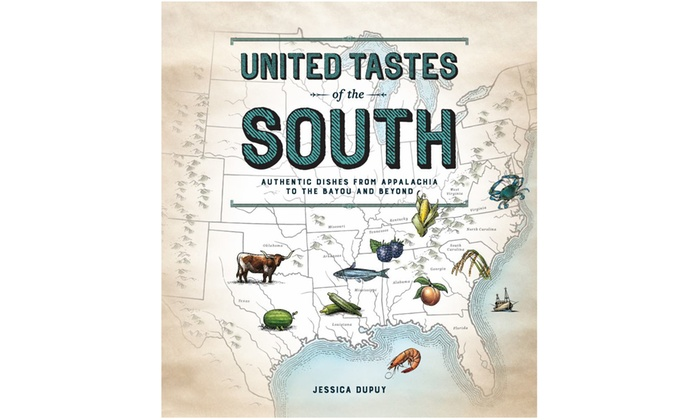Up To 22 Off On United Tastes Of The South Groupon Goods