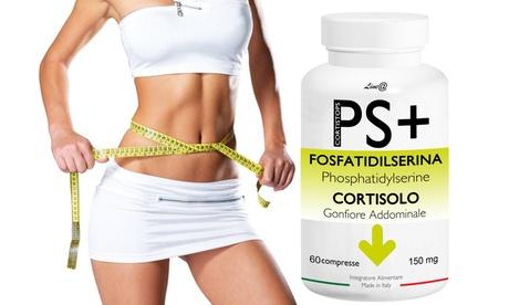 Hasta 360 comprimidos con fosfatidilserina contra el aumento de peso por estrés