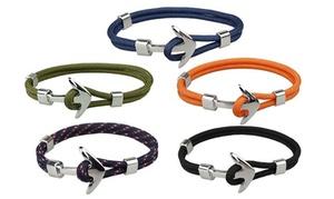 Bracelets en coton pour homme