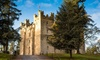 Langley Castle Hotel - Hexham: Northumberland: 1 or 2 Nights for Two with Breakfast and Option for Tea, Dinner and Castle Tour at 4* Langley Castle