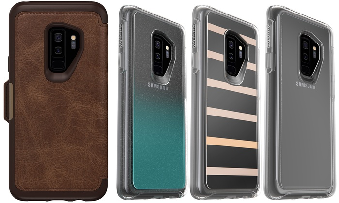 new concept e9f16 197be Up To 64% Off on OtterBox Case For Samsung Galaxy | Groupon Goods