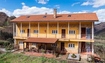 Asturias: hasta 4 noches para 2 o 4 con desayuno, spa y late check-out en Spa Rural Mirador de Miranda