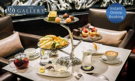 High Tea: Weekday for 2 ($59); Weekend for 2 ($69) or 4 Ppl ($138) at The Gallery at Sheraton Grand Sydney (Up to $276)
