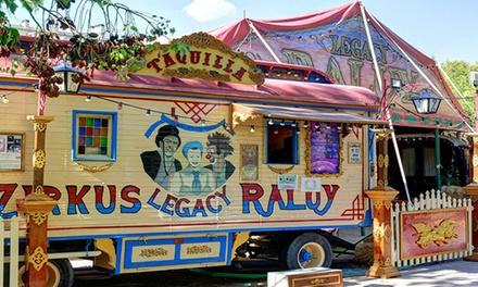 Entrada al Circo Raluy Legacy del 18 al 27 de mayo desde 5 € en Sant Cugat del Vallés