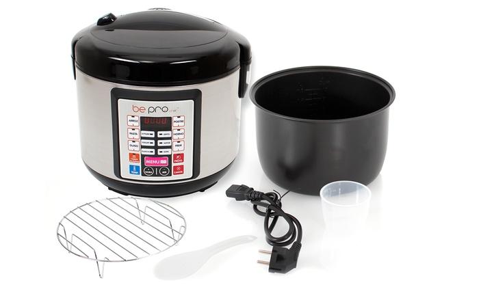 Hasta 71 robot programable con 14 menus groupon - Robot de cocina chef plus ...