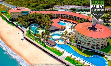 #BlackFriday - Natal/RN: 2, 3, 5 ou 7 noites para 2 + café da manhã e late check-out no Hotel Parque da Costeira