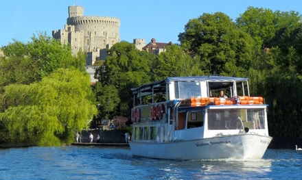 Two Adult Tickets for 40-Minute Windsor Boat Tour with French Brothers (Up to 47% Off)