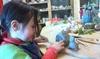 Atelier de Anne-Cécile céramique poterie et raku - Sautron: Atelier de poterie de 2h pour enfants ou 3h pour adultes dès 19 € à l'Atelier de Anne-Cécile céramique poterie et raku