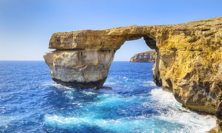 ✈ Malta: 3 to 5 Nights with Return Flights at Choice of 4* Hotels*