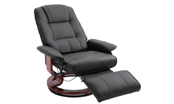 HOMCOM Office Chair Recliner