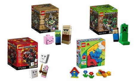 LEGO Duplo Basic or Minecraft Micro World Sets 75f074aa-aaab-11e6-b72e-00259069d7cc