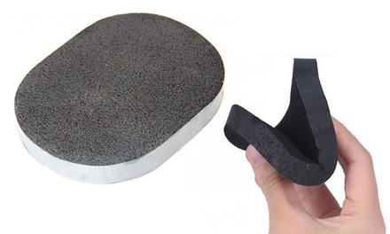 Charcoal-Infused Facial Sponge