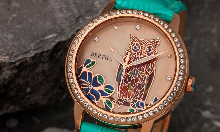 Bertha Armbanduhr Groupon Goods