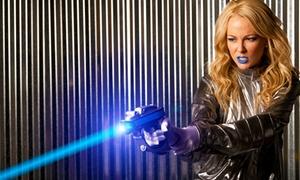 Laser War: 2 parties de Laser Game et jeux vidéos en illimité pour 2 ou 4 personnes dès 19,90 € au Laser War