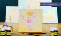 """Online-Videokurs """"Shadow Painting"""" für Anfänger bei CMD Academy (49% sparen*)"""
