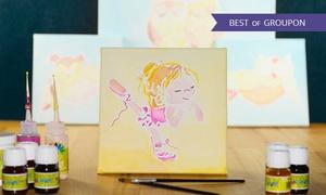 """CMD Academy: Online-Videokurs """"Shadow Painting"""" für Anfänger bei CMD Academy (49% sparen*)"""