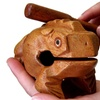 Fun Wooden Frog Percussion Instrument