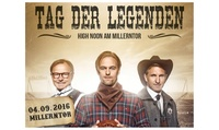"""2 Tickets für den """"Tag der Legenden"""" am 4. September im Millerntor- Stadion in Hamburg (51% sparen)"""
