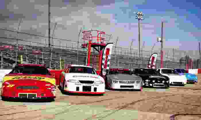 Competition 101 Racing School - Montgomery: Intro to Stock-Car-Racing Class at Competition 101 Racing School (Up to 64% Off). Three Options Available.