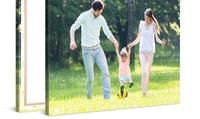 Toiles avec formats au choix sur Photo Gifts Shop dès 3,99 €