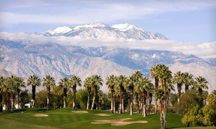 The Welk Resort Desert Oasis - Cathedral City: One- or Two-Night Stay with Option for Golf at The Welk Resort Desert Oasis in Greater Palm Springs, CA
