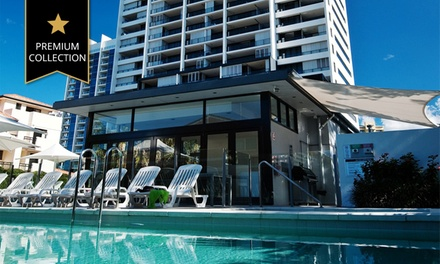 Gold Coast: 4 to 7Night Getaway for Up To Six People with Movie Theatre Hire and Meals at Ultra Broadbeach