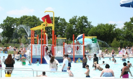 Kroger Aquatic Center At The Heights In Huber Heights Oh Groupon